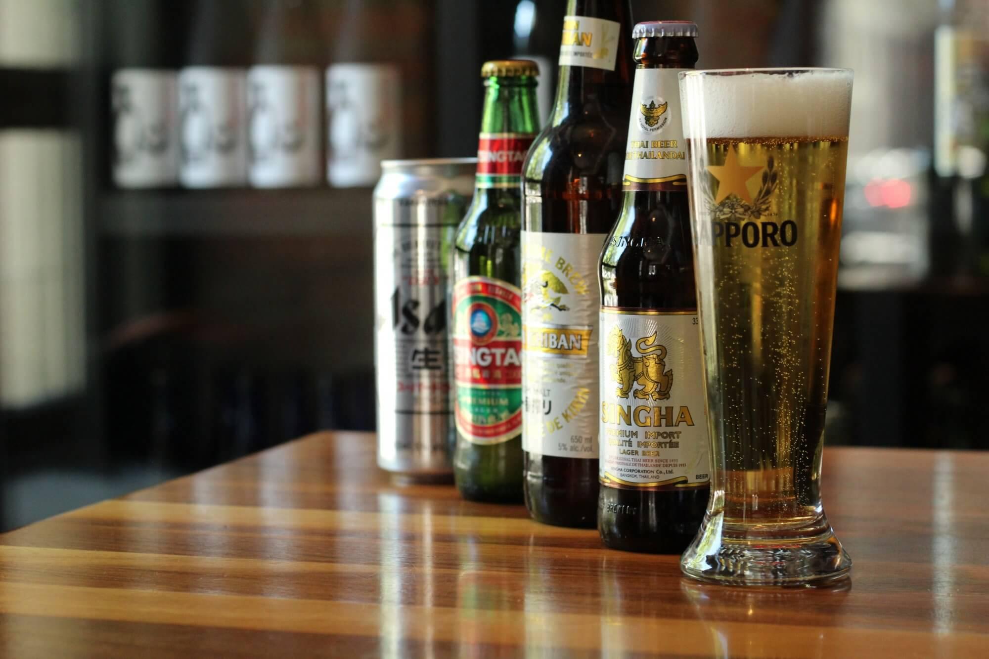 Bière japonaise